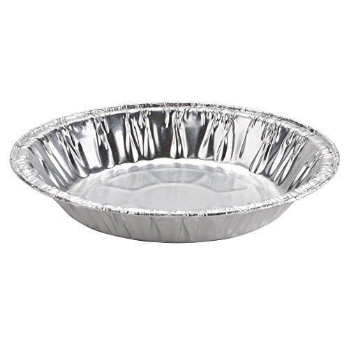 Aluminum Foil Pie Tins 25 Pie Tins 6 Inches Diameter