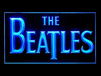 The Beatles Band Music Led Light Sign