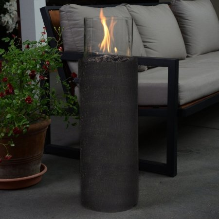 Bond Piazza Fire Column Bronze 67316
