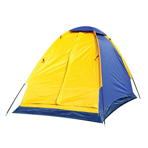 Baoblaze-Outdoors-1-Person-Hiking-Camping-Backpacking-Tent-with-Carry-Bag-and-stakes-Portable-Lightweight-Easy-Setup