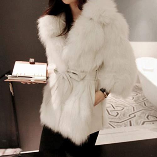XWBJP ポンチョコート ファーコート 毛皮コート フェイクファー コート 柔らかく ふわふわ 暖かさ 秋冬 防寒 絶品コート パーティー お呼ばれ レディース
