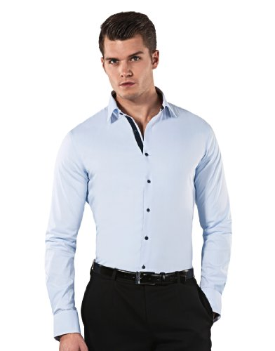vincenzo-boretti-mens-shirt-body-fit-stretch-specice-blue-darkblue165neck