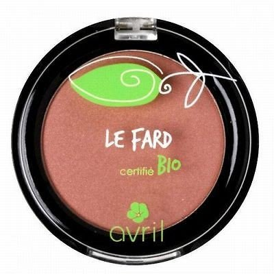 Blush Pink Pearl Natural Organic Makeup