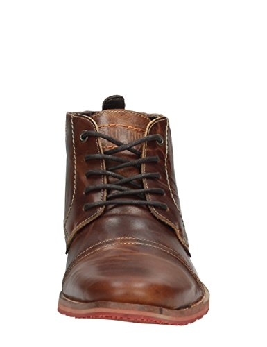 Visions Visions Casual Herrenschuhe Cognac Casual Hoch 5UZUqwTYd