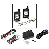 NEW + Wire Info ULTRA START u1172dp 1 Button Extended Range Deluxe Remote Start U1172-DP