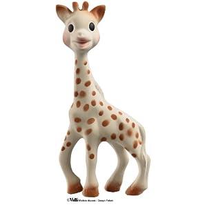 vulli giraffe teether