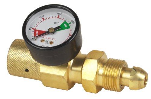Nitrogen Detector Leak (OTC 6525-1 100 PSI Preset Pressure Regulator)