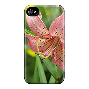 6 Scratch-proof Protection Cases Covers For Iphone/ Hot Nature's Elegance Phone Cases