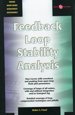 Feedback Loop Stability Analysis EE Circuit Solutions: Amazon.es: Friauf, Walter S.: Libros en idiomas extranjeros