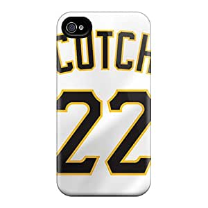 Iphone 6plus VHD6007lVou Support Personal Customs High Resolution Pittsburgh Pirates Image Bumper Phone Cases -LauraAdamicska