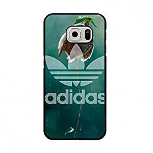 Adidas Logo Phone Back Funda Snap On Samsung Galaxy S7Edge,Protective Hard Plastic Phone Shell Funda