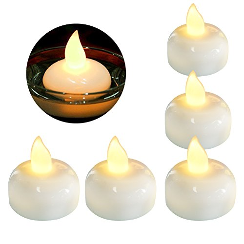 Floating Led Candle Lights