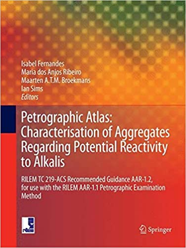 Petrographic Atlas: Characterisation of Aggregates Regarding