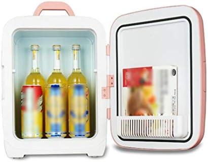 カー冷蔵庫、クーラー冷凍庫アイスボックス15Lカー冷蔵庫ミニ寒暖の小型家電冷凍車のホームデュアルユース寮マイクロ冷凍庫