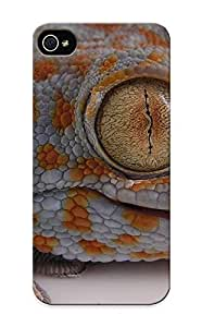 Fireingrass New Arrival CoewHK-2891-PEGjW Premium Iphone 5/5s Case(Animal Lizard)