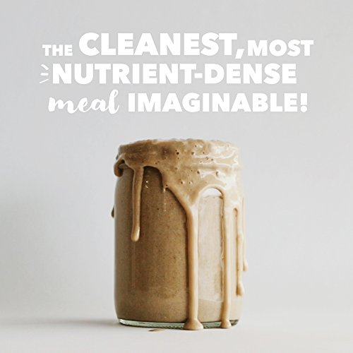Ka'Chava Meal Replacement Shake - A Blend of Organic Superfoods and Plant-Based Protein - The Ultimate All-In-One Whole Body Meal. (Vanilla) 900g Bag = 15 meals (60g serving size) 4