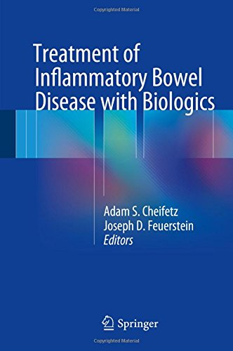 Treatment of Inflammatory Bowel Disease with Biologics