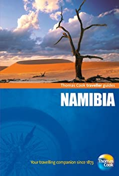 Traveller Guides Namibia, 2nd 1848482353 Book Cover