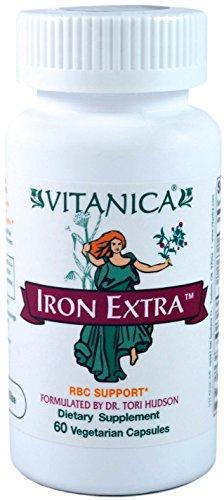 Vitanica - fer Extra - l'Absorption du fer