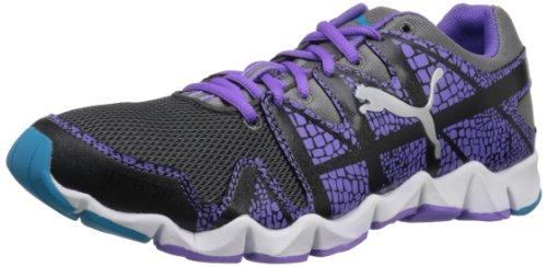 Puma El entrenamiento cruzado Cat Shintai zapato Dark Shadow/Purple/Steel