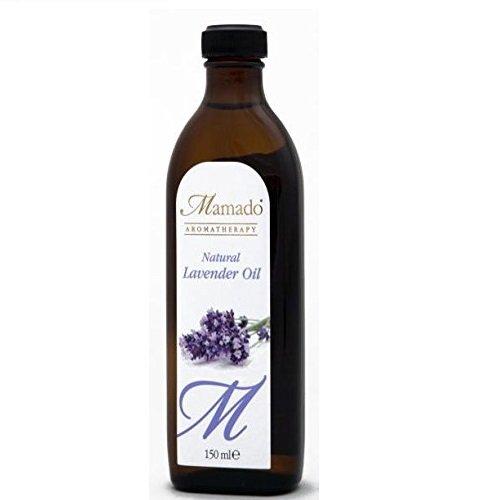 Mamado - 100% Reines Lavendel Öl für Haut & Haare 150ml LA'SONWADI