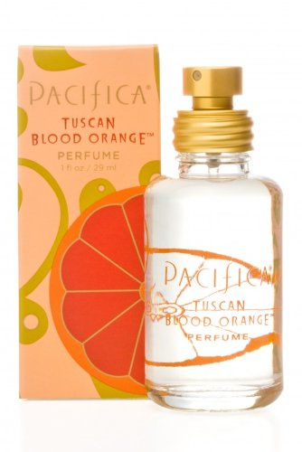 Pacifica Tuscan Blood Orange 1oz Perfume Spray (Pacifica Indian Coconut Nectar Perfume Roll On)