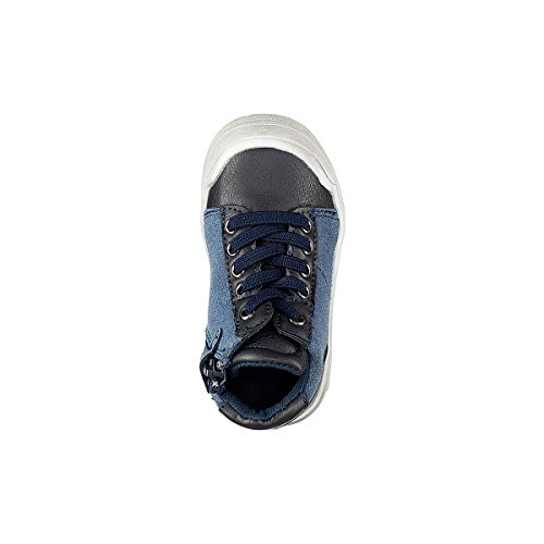 La Redoute Collections Big Boys Trainers With Reinforced Heel, 19-25 Navy Blue