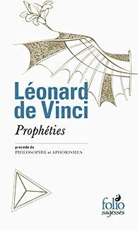 Prophéties / Philosophie / Aphorismes par Léonard de Vinci