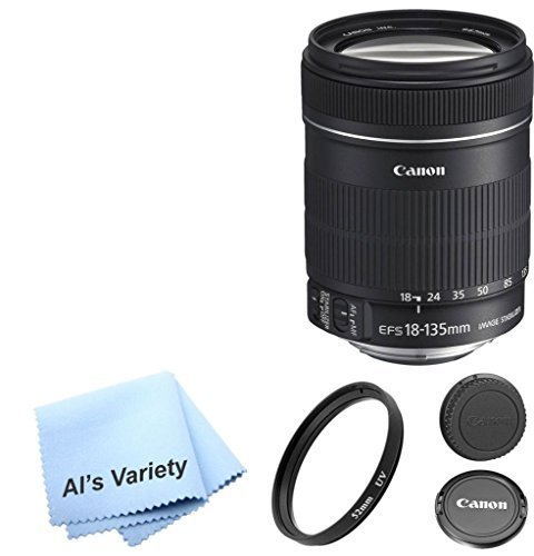 Canon EF-S 18-135mm f/3.5-5.6 IS Standard Zoom Pre...