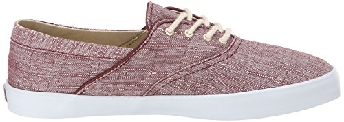 Skateboarding Shoes White Burgundy Etnies Women's Corby qEwUxU1FS