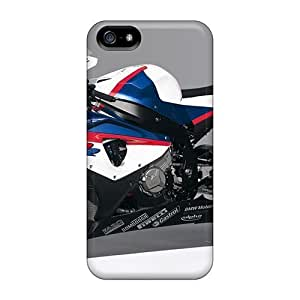 New Style Tpu 5/5s Protective Cases Covers/ Iphone Cases - Bmw S 1000 Rr Racebike