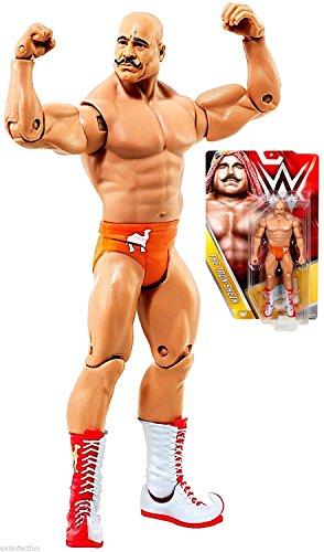 Iron Sheik WWEBasic Mattel Toy Wrestling Action Figure (Wwe Mattel Iron Sheik)