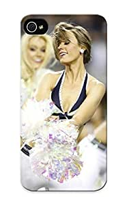 Hot New Seattle Seahawks Cheerleaderswimsuit Nfl Diy For SamSung Galaxy S4 Mini Case Cover With Perfect Diy