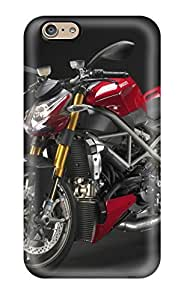 4043022K82934296 Premium Protection Ducati Streetfighter Case Cover For Iphone 6- Retail Packaging wangjiang maoyi