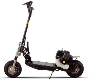 Amazon.com : X-Treme XG-550 50cc Gas Powered Scooter Black ...