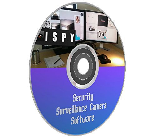 Video Security Surveillance Recording Software IP Camera DVR Home Business iSpy (Video Surveillance Software)