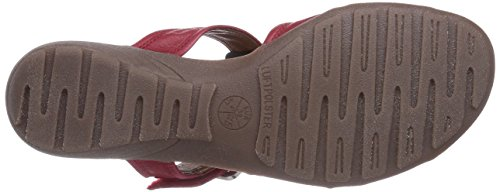 Donna Lido Rosso 06 Ara Rosso Rot Sabot qZHw8nxE1