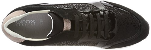 Sneakers Basses C Femme Femme Basses Airell Geox Airell Geox C Sneakers Noir Black Cwg8HHpq