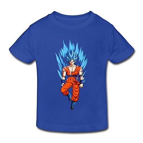 Kids Toddler Dragon Ball Z Goku Little Boy