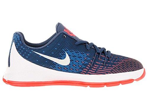 Nike Kids KD 8(GS) Zapato de Baloncesto OCEAN FOG/MIDNIGHT NAVY/PHOTO