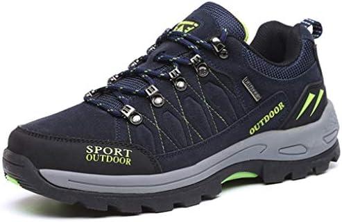 登山靴 レースアップ トレッキングシューズ 防水 防滑 歩きやすい メンズ レディース アウトドアシューズ 超軽量 ユニセックス ウォーキング 靴 抗菌 防臭 通気 耐摩耗 アウトドア スニーカー ハイキングシューズ