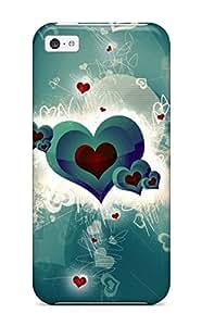 TYH - Frank J. Underwood's Shop 9050420K21266990 For Iphone 5/5s Fashion Design Love Vectors Hd Case phone case