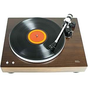 Amazon.com: Music Hall Classic - Tocadiscos automático con ...