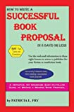 How to Write A Successful in 8 Days or Less, Patricia L. Fry, 0961264292