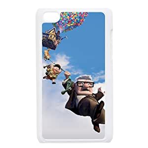 Up iPod Touch 4 Case White