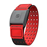 Scosche Rhythm 1.9 With Exclusive Clever Training Red Band