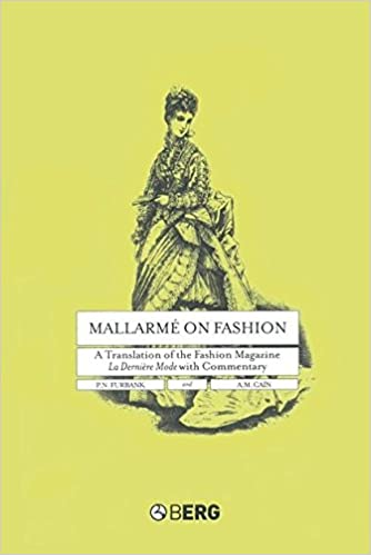 Amazon.com: Mallarmé on Fashion: A Translation of the Fashion ...