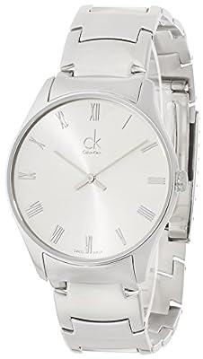Calvin Klein K4D2114Z Mens Classic Silver Watch
