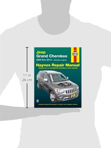 jeep grand cherokee  2005 thru 2014 gasoline engines