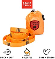 Grand Trunk Hammock Suspension System Trunk Straps